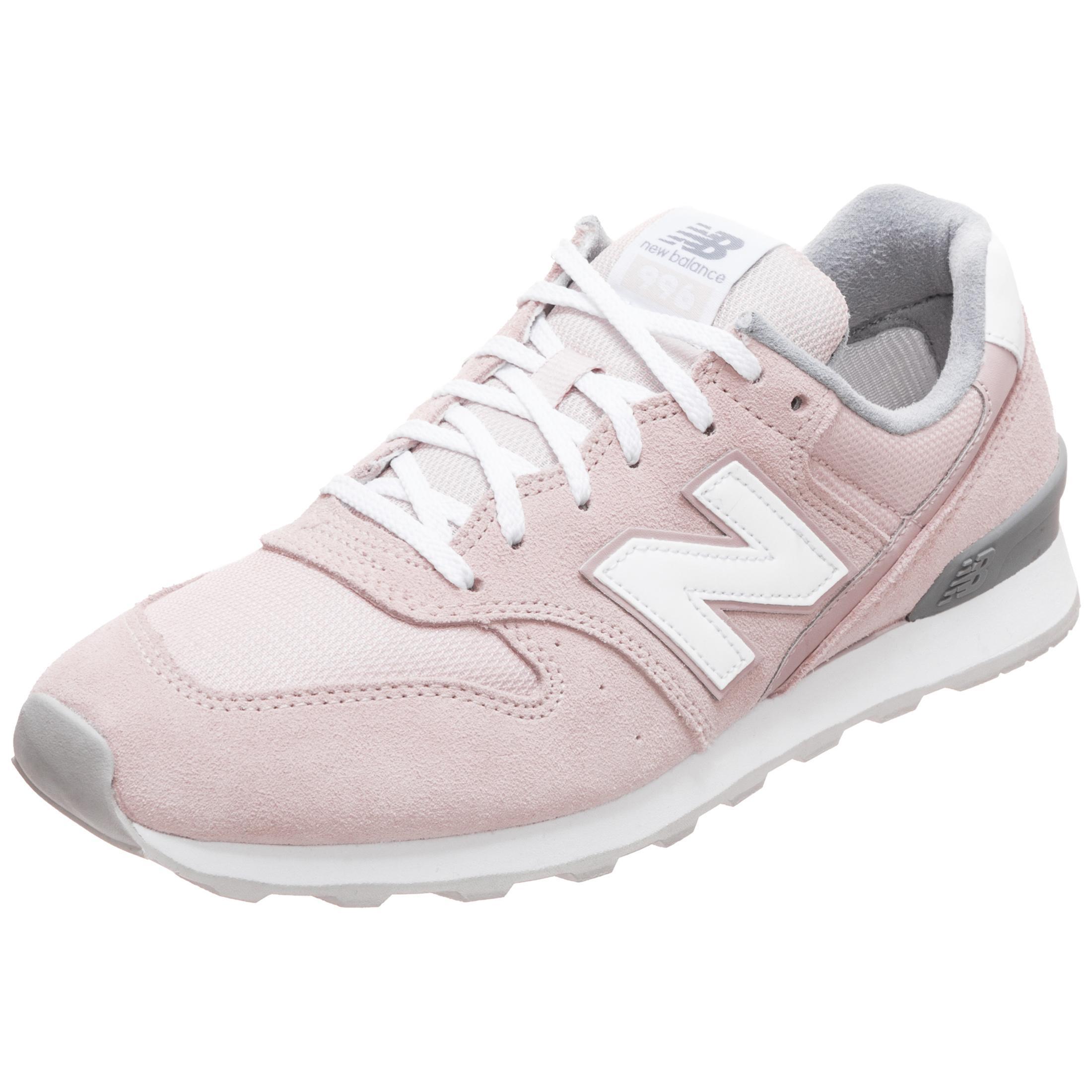NEW BALANCE WR996-ACP-D Sneaker Damen rosa / weiß im Online Shop von  SportScheck kaufen