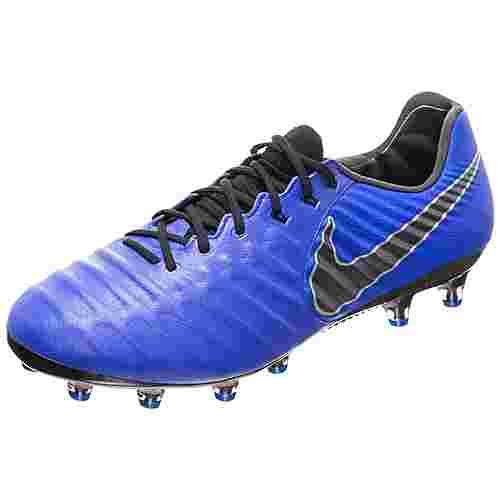 Nike Tiempo Legend VII Elite Fußballschuhe Herren blau / schwarz
