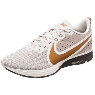 Nike Zoom Strike 2 Laufschuhe Damen grau / gold