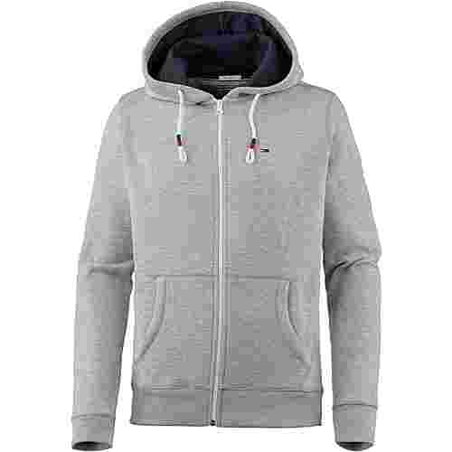 Tommy Hilfiger Original Sweatjacke Herren light grey heather