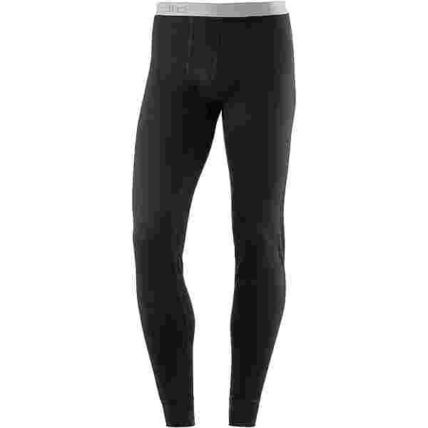 Odlo Merino NATURAL WARM Funktionsunterhose Herren black