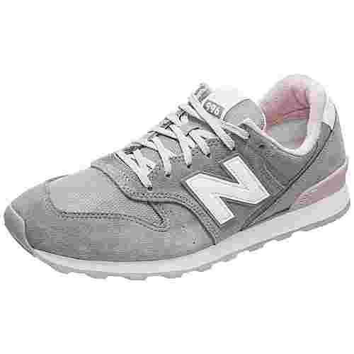 NEW BALANCE WR996-ACG-D Sneaker Damen grau / rosa