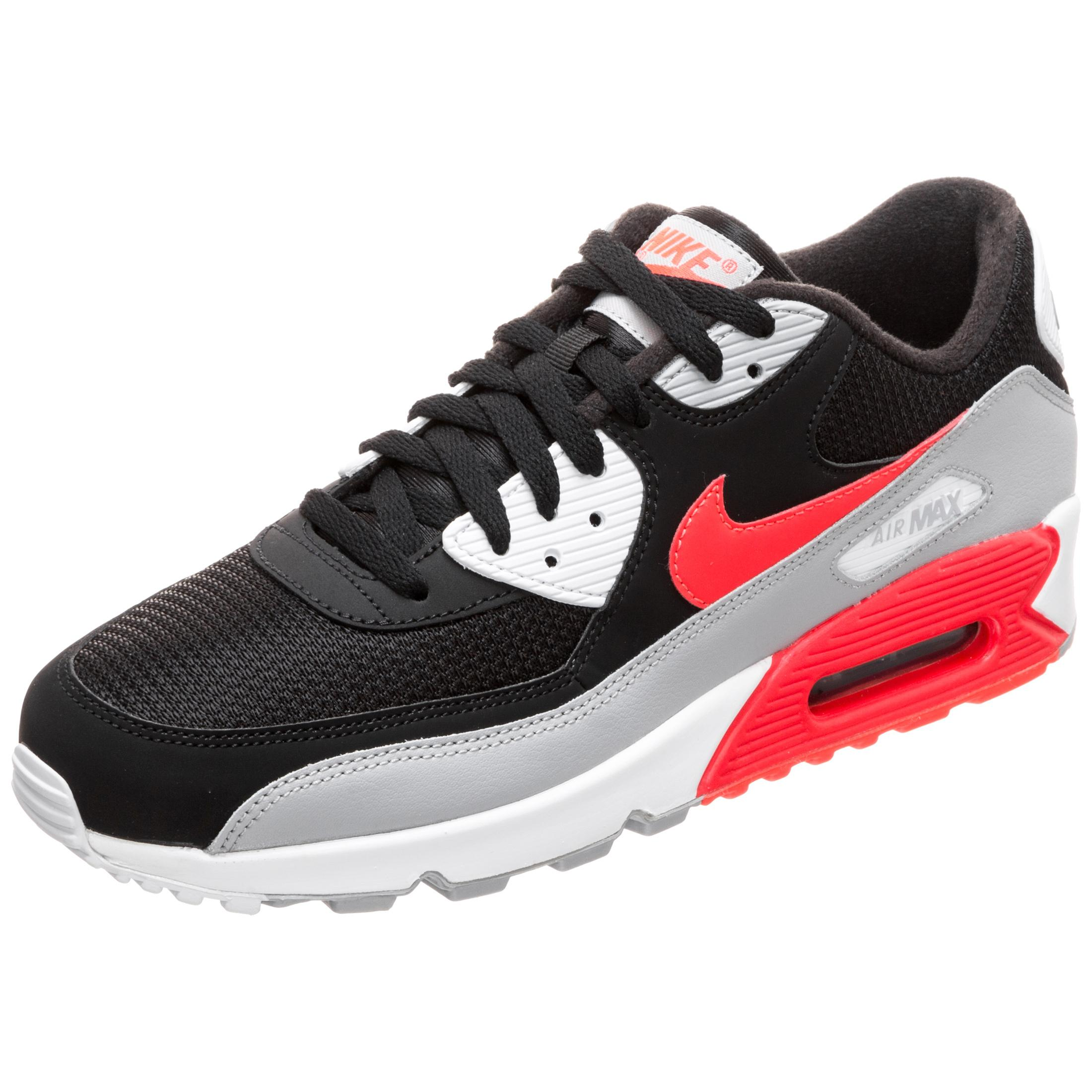 Air Max 90 Essential Schwarz Herren aktion