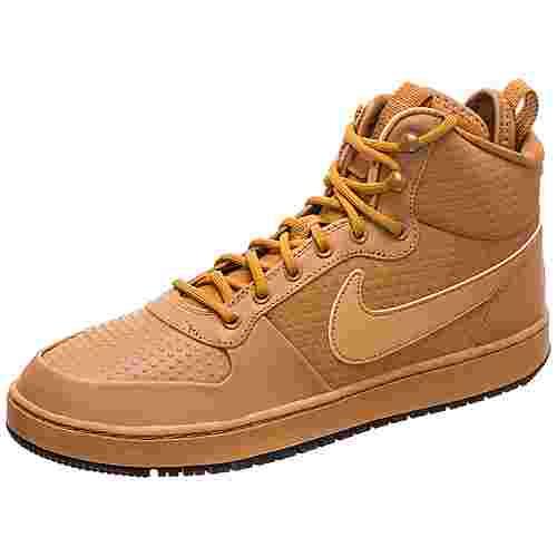 Nike Ebernon Mid Winter Sneaker Herren hellbraun