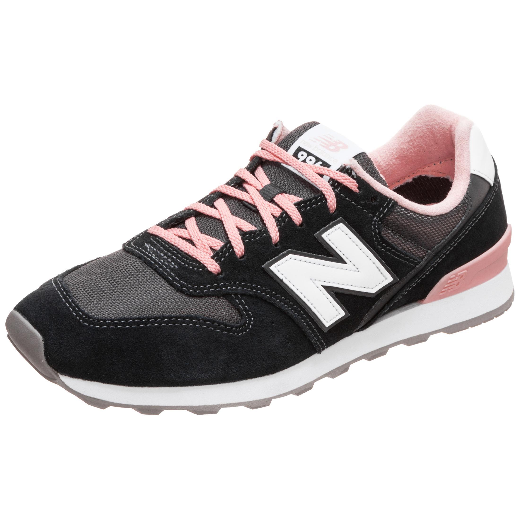NEW BALANCE WR996-ACK-D Sneaker Damen schwarz / pink im Online Shop von  SportScheck kaufen