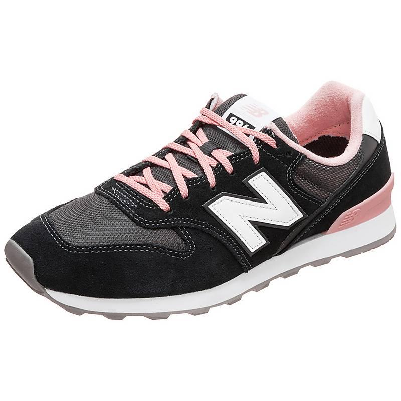 new balance damen schwarz pink