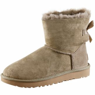 Ugg Mini Bailey Bow II Stiefel Damen antilope