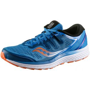 Saucony Guide ISO2 Laufschuhe Herren blue-orange
