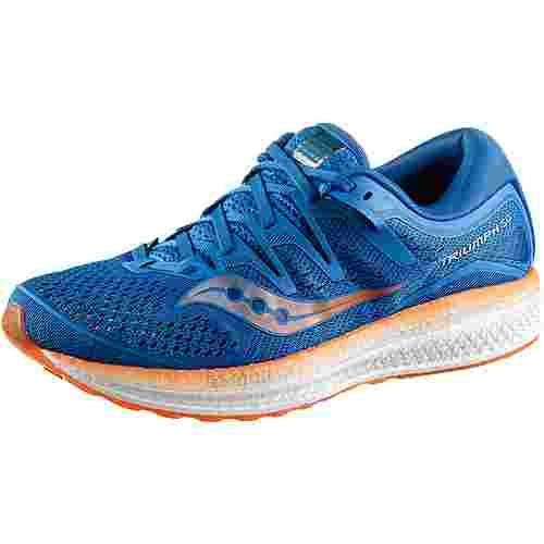 Saucony Triumph ISO5 Laufschuhe Herren blue-orange