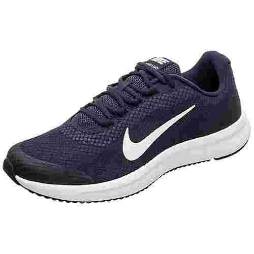 Nike RunAllDay Laufschuhe Herren dunkelblau / weiß