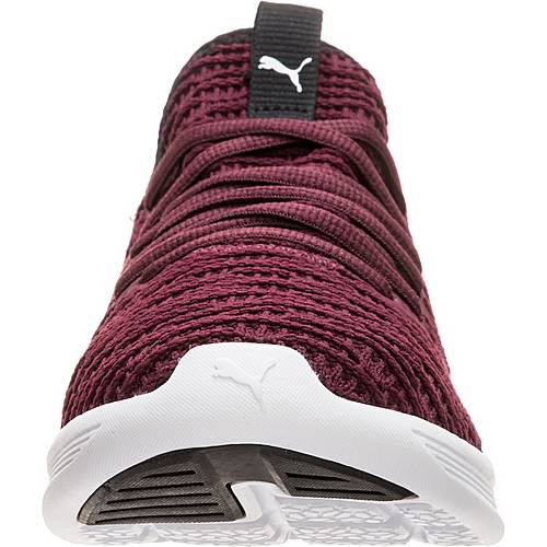 PUMA Ignite Flash Luxe Fitnessschuhe Damen bordeaux