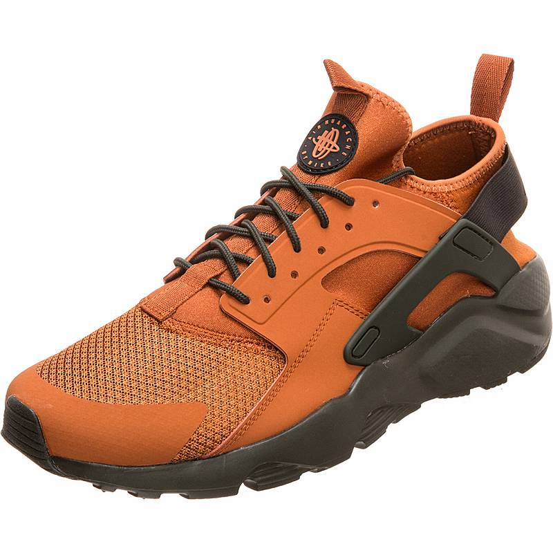 the best attitude 50b8b af420 Nike Air Huarache Run Ultra Sneaker Herren orange  schwarz