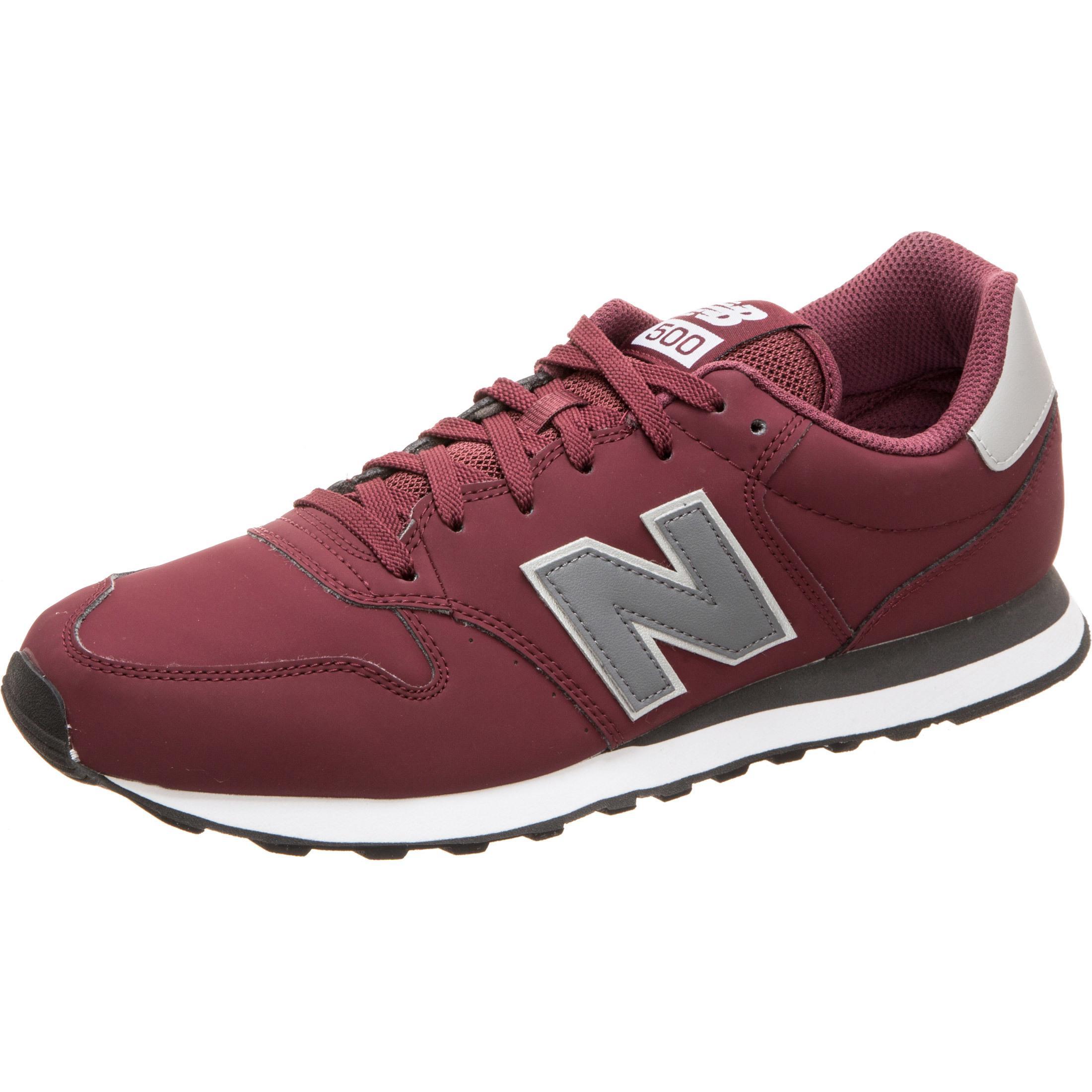 newest 7a141 ef12b NEW BALANCE GM500-BRG-D Sneaker Herren rot im Online Shop von SportScheck  kaufen