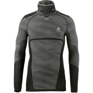 Odlo Blackcomb Unterhemd Herren black