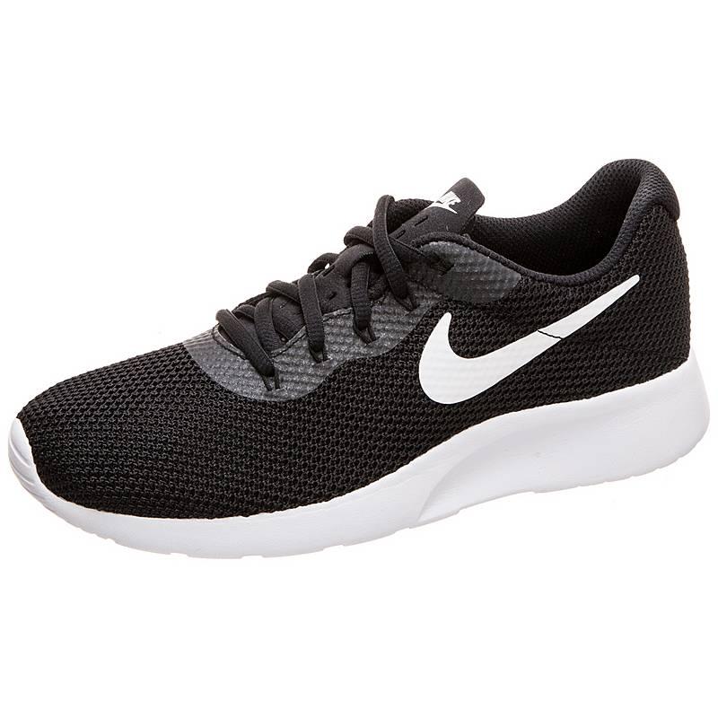 reputable site b8b99 6e2ae Nike Nike Tanjun Racer Sneaker Damen schwarz  weiß