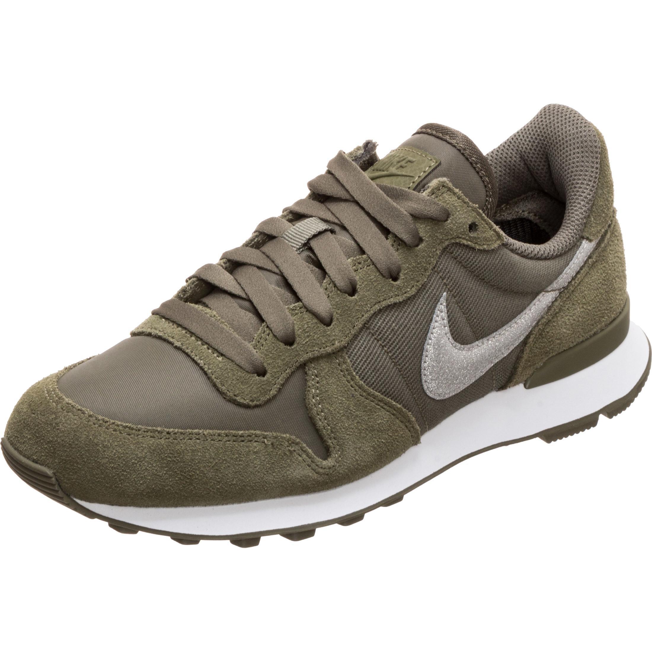 Nike Internationalist Sneaker Damen grün / weiß im Online Shop von ...