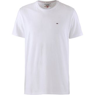 Tommy Jeans Original Triblend T-Shirt Herren classic white