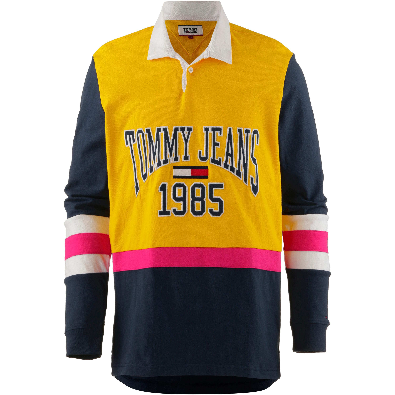 Tommy Jeans Pololangarmshirt Herren
