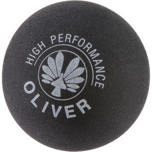 OLIVER Squashball schwarz