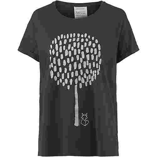 ARMEDANGELS Nalin T-Shirt Damen acid black