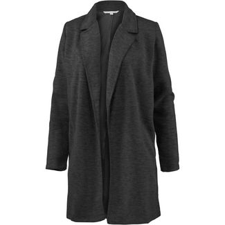 TOM TAILOR Sweatjacke Damen shale grey melange