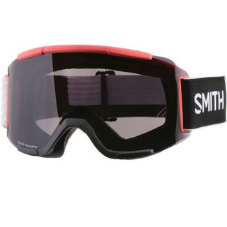 Smith Optics SQUAD; Sun Black; Std Yellow Skibrille Strike