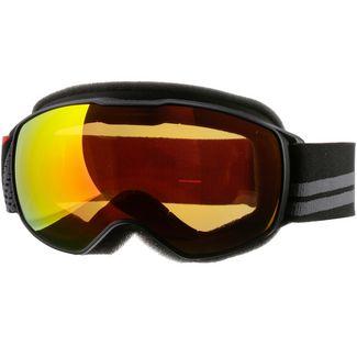 Julbo ECHO KAT 3 Skibrille Kinder schwarz/grau/rot