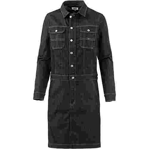 Tommy Jeans Jeanskleid Damen taylor dark blue com
