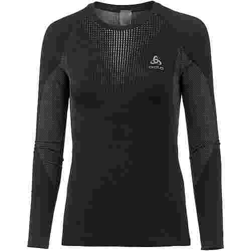 Odlo Performance Warm Unterhemd Damen black