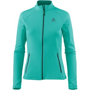 Odlo Proita Funktionsjacke Damen pool green