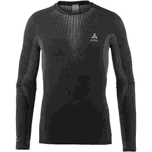 Odlo Performance Warm Unterhemd Herren black