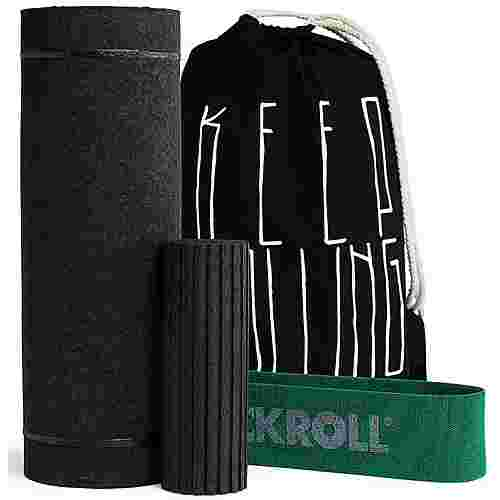 BLACKROLL RUNNING BOX Faszien Set black