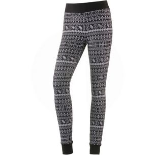 Columbia Holly Peak Leggings Damen black