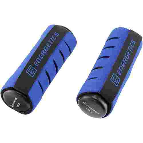ENERGETICS Hantel schwarz-blau