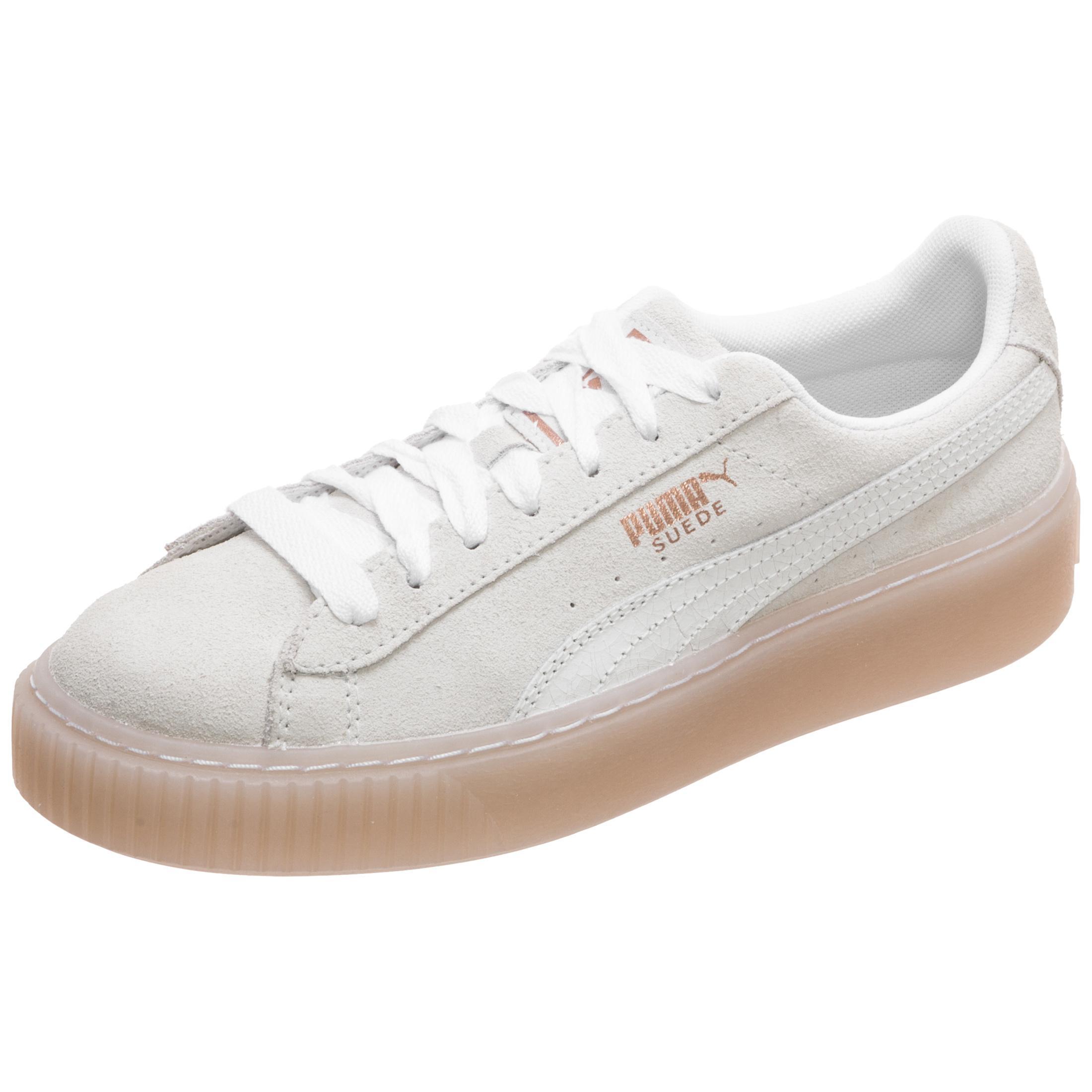 PUMA Suede Platform Artica Sneaker Damen weiß im Online Shop von  SportScheck kaufen