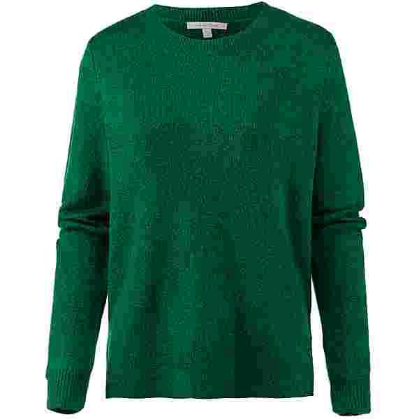 TOM TAILOR Strickpullover Damen ultramarine green