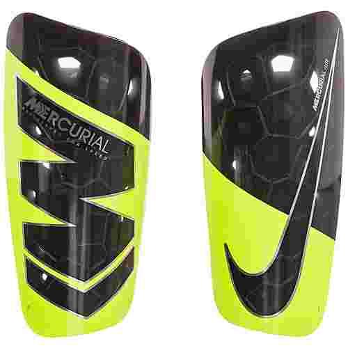 Nike Mercurial Lite Schienbeinschoner neongelb