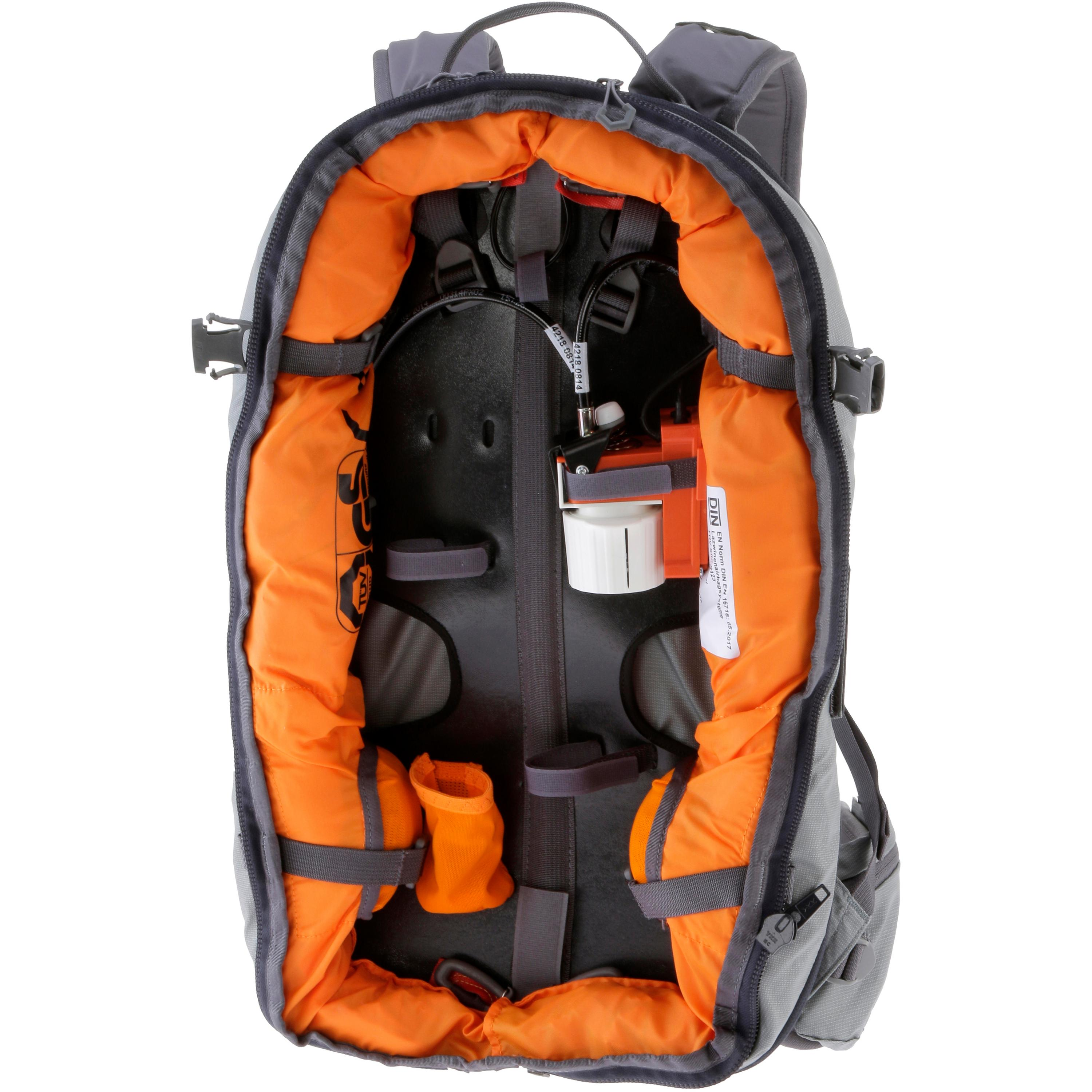 Image of ABS P.RIDE compact Base Unit Lawinenrucksack Kinder