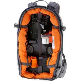 ABS P.RIDE compact Base Unit Lawinenrucksack black