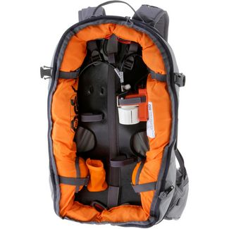 ABS P.RIDE compact Base Unit Lawinenrucksack black