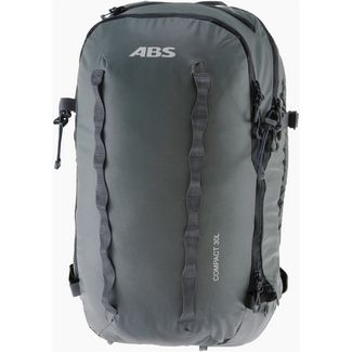 ABS P.RIDE Compact 30 Zip-On mountain grey
