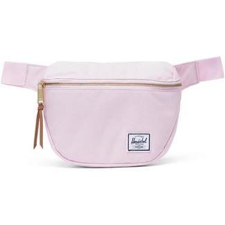Herschel Fifteen Bauchtasche pink lady crosshatch