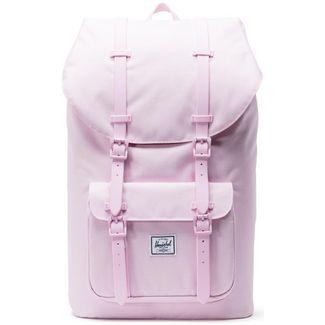 Herschel Rucksack Little America Daypack pink lady crosshatch