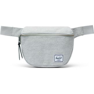 Herschel Fifteen Bauchtasche light grey crosshatch