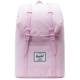 Herschel Rucksack Retreat Daypack pink lady crosshatch
