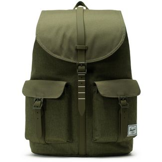 Herschel Rucksack Dawson Daypack olive night crosshatch-olive night