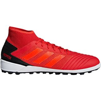 adidas PREDATOR 19.3 TF Fußballschuhe active red