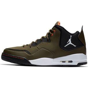 Nike Jordan Courtside 23 Sneaker Herren olive canvas-white-black