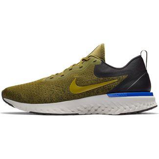 Nike Odyssey React Laufschuhe Herren olive-flak-peat-moss-black-hyper-crimson