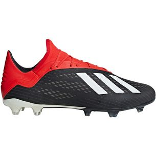 adidas X 18.2 FG Fußballschuhe core black